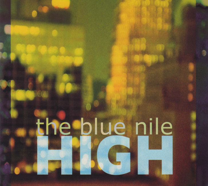 the blue nile, high album cover